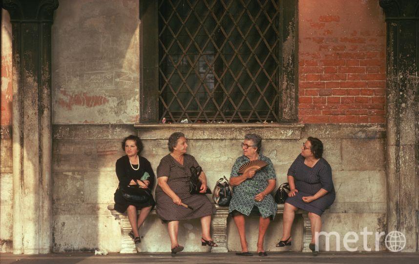 Итальянцы. Фото Getty