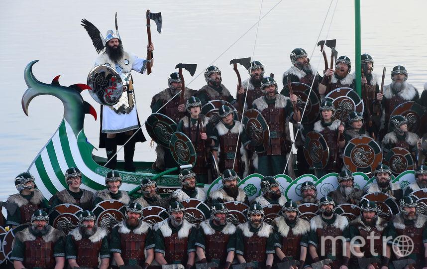 Апхеллио-2019. Фото AFP