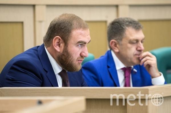 Рауфу Арашукову предъявили обвинение по трём статьям УК РФ. Фото РИА Новости
