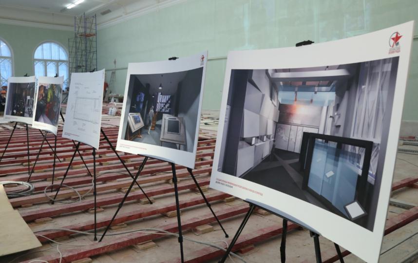 """Работы в музее продолжаются. Фото gov.spb.ru, """"Metro"""""""