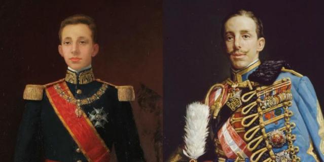 Альфонсо XIII.