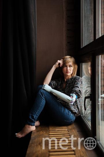 Татьяна Демьянова. Фото Юлия Щупак