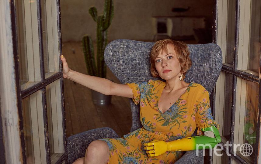Татьяна Демьянова. Фото Sophie Neemaign