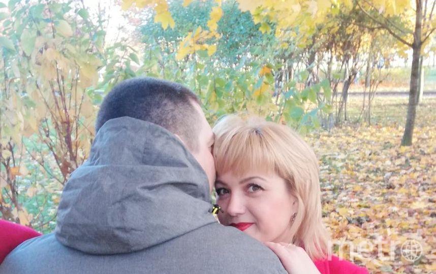 "Павел и Людмила. Фото ""Metro"""