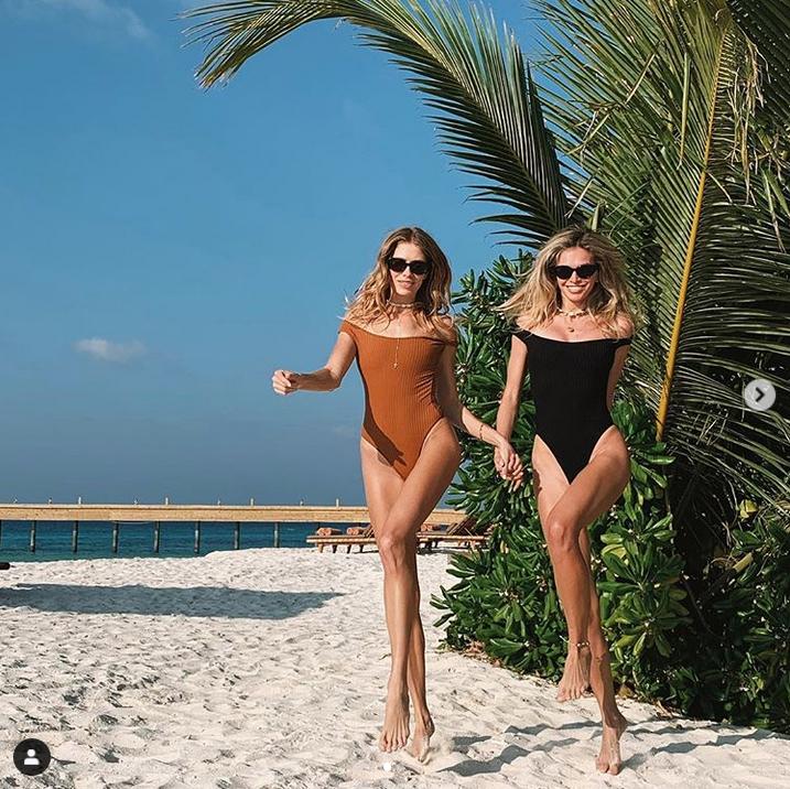 Елена Перминова и Вера Брежнева. Фото Скриншот Instagram: @ververa
