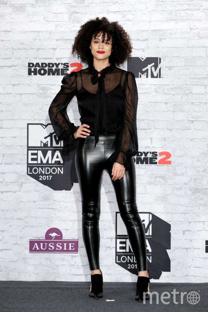 Актриса Натали Эммануэль, исполняющая роль Миссандеи. Фото Getty