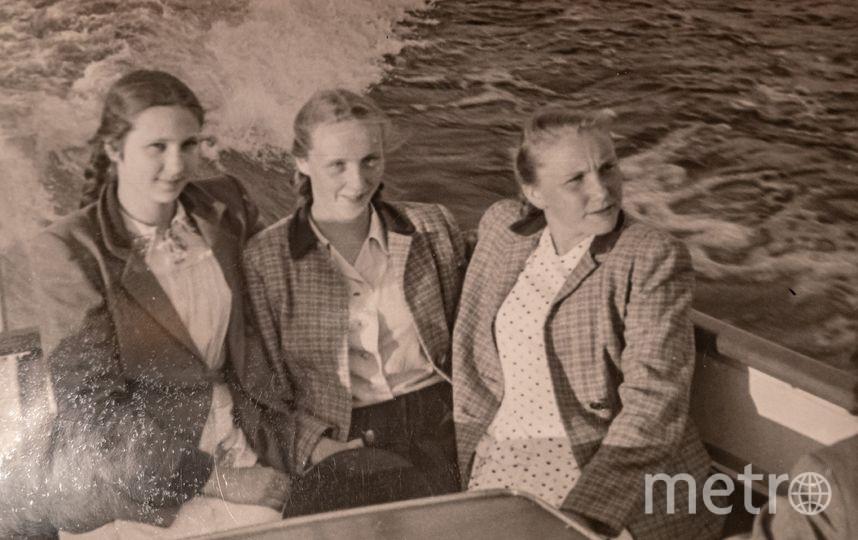 """Архивные фото. Фото из личного архива Инны Ореховой, """"Metro"""""""