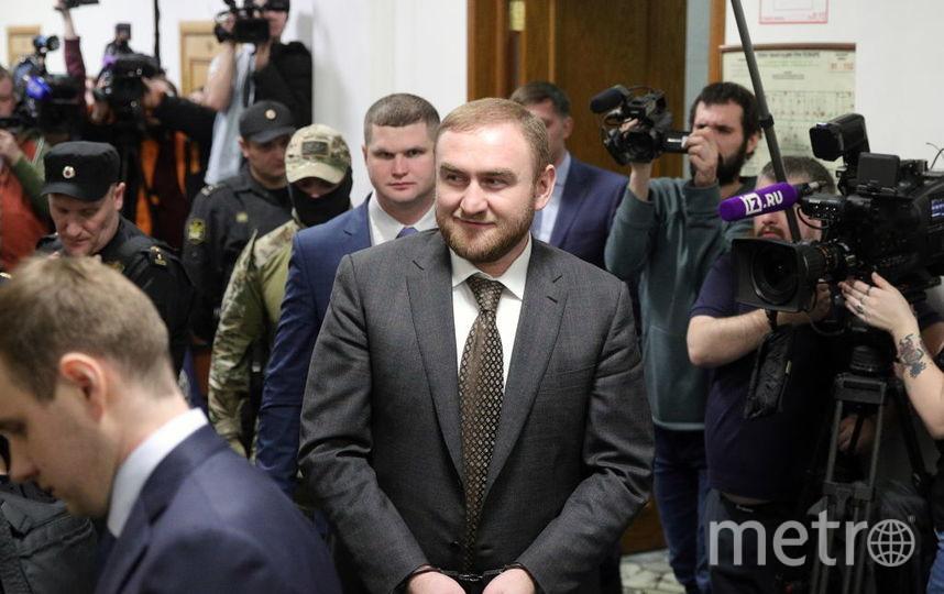 Рауф Арашуков арестован на два месяца. Фото Getty
