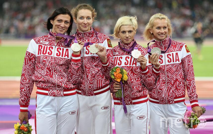 12 российских спортсменов признали виновными в нарушении антидопинговых правил. Фото Getty