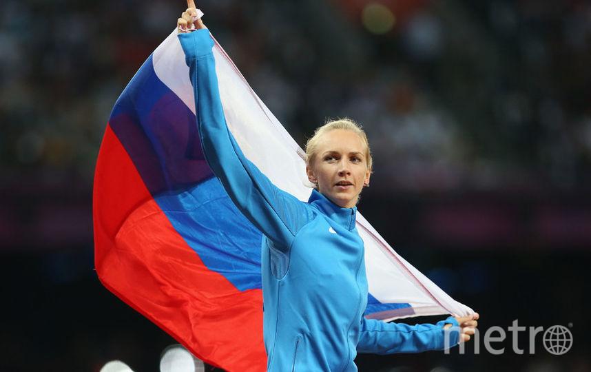 Светлана Школина. Фото Getty