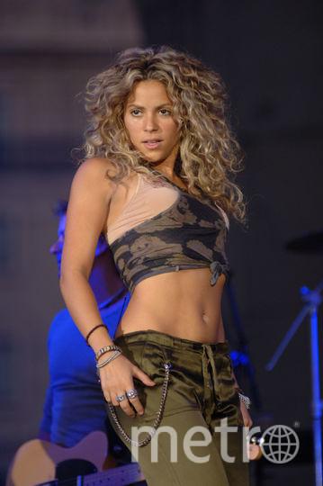Шакира. Архивное фото. Фото Getty