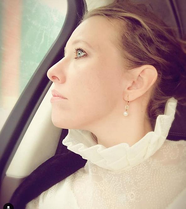 Ксения Собчак, фотоархив. Фото скриншот www.instagram.com/xenia_sobchak/