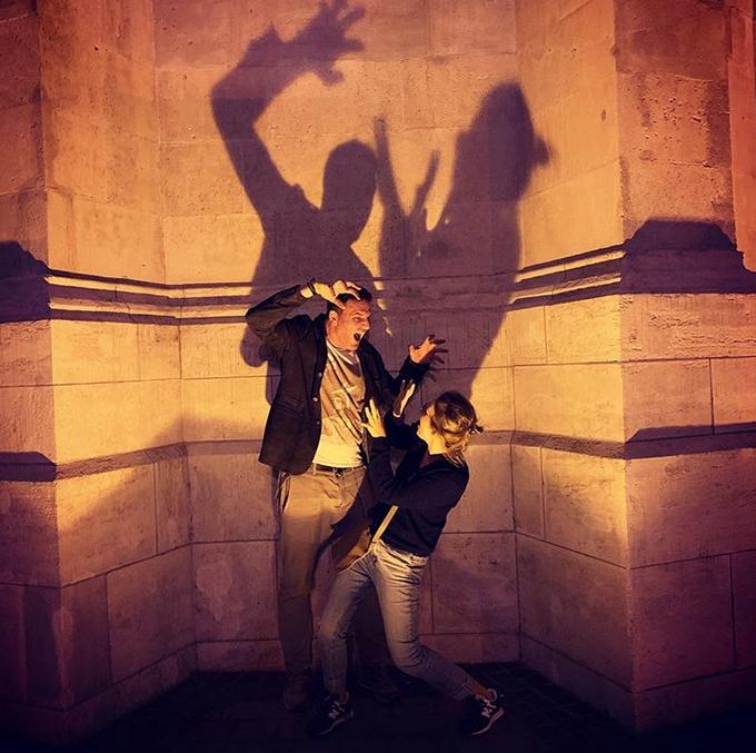 Ксения Собчак и Максим Виторган, фотоархив. Фото скриншот www.instagram.com/xenia_sobchak/
