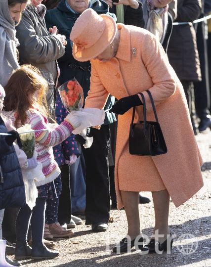 Королева Елизавета II. Фото Getty