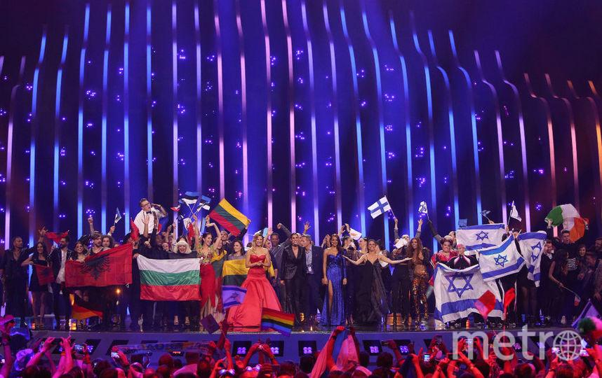 """Евровидение"", 2018 год. Фото Getty"