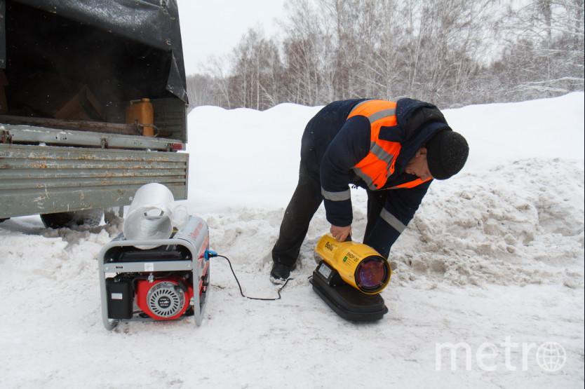 В случае возникновения критической ситуации на федеральных трассах можно обратиться в диспетчерскую службу ФУАД: 8-383-262-62-72, 8-913-943-12-74. Фото Министерство транспорта и дорожного хозяйства Новосибирской области.