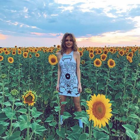 Наталья Чистякова-Ионова (Глюкоза). Фото Скриншот instagram.com/chistyakova_ionova/