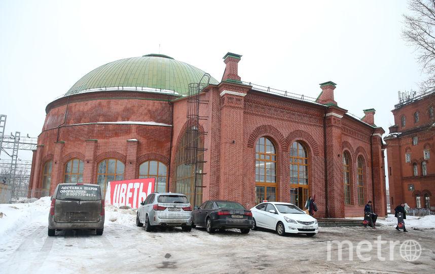 Современный вид бывшего депо. Фото предоставлено ООО «РПСК»