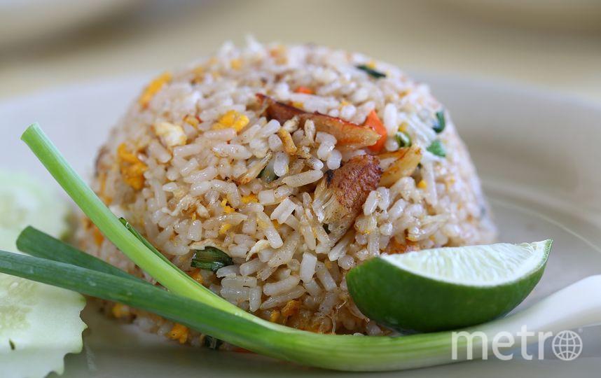 Блюдо из риса. Фото pixabay.com