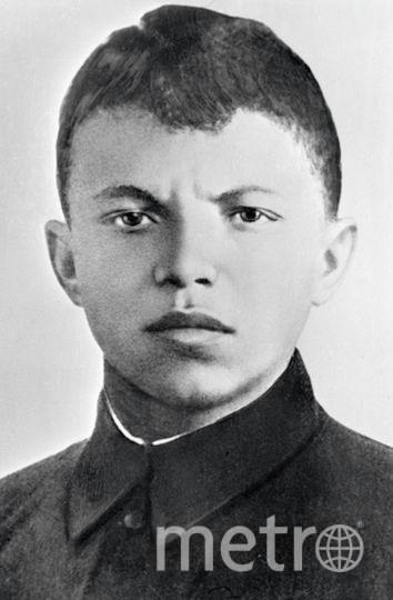 Александр Матвеевич Матросов (1924-1943). Герой Советского Союза. Фото РИА Новости