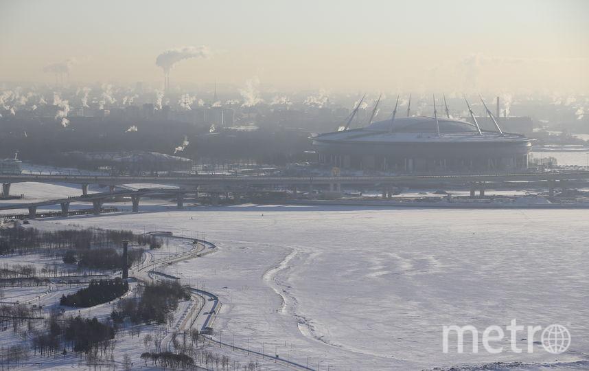 К июлю 2020 года на территории Крестовского острова намерены построить новый спортивный комплекс. Фото Getty