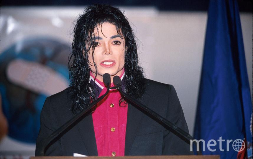 Майкл Джексон. Фото Getty