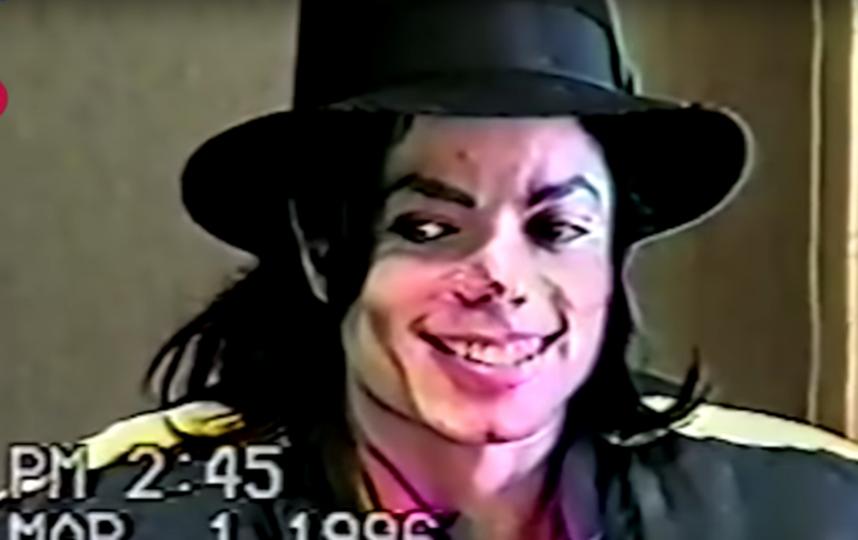Майкл Джексон. Фото Скриншот, Скриншот Youtube
