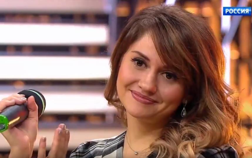 Аня Руднева, экс-супруга Павла. Фото Скриншот Youtube