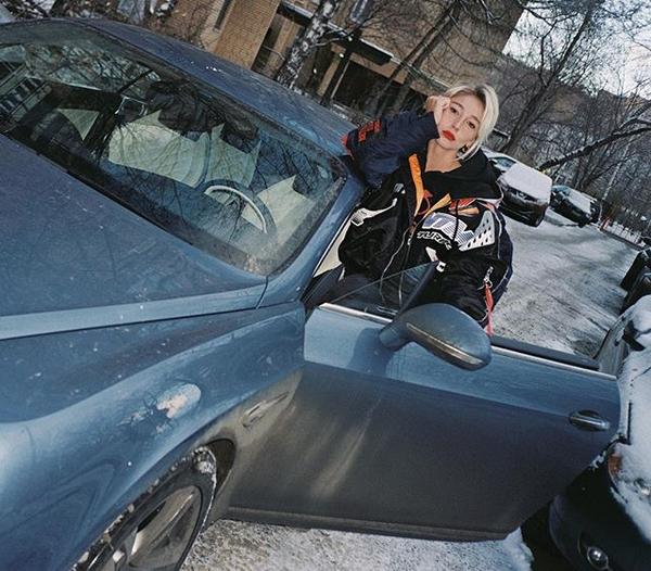Российская телеведущая Анастасия Ивлеева. Фото Скриншот instagram.com/nastyaivleeva/