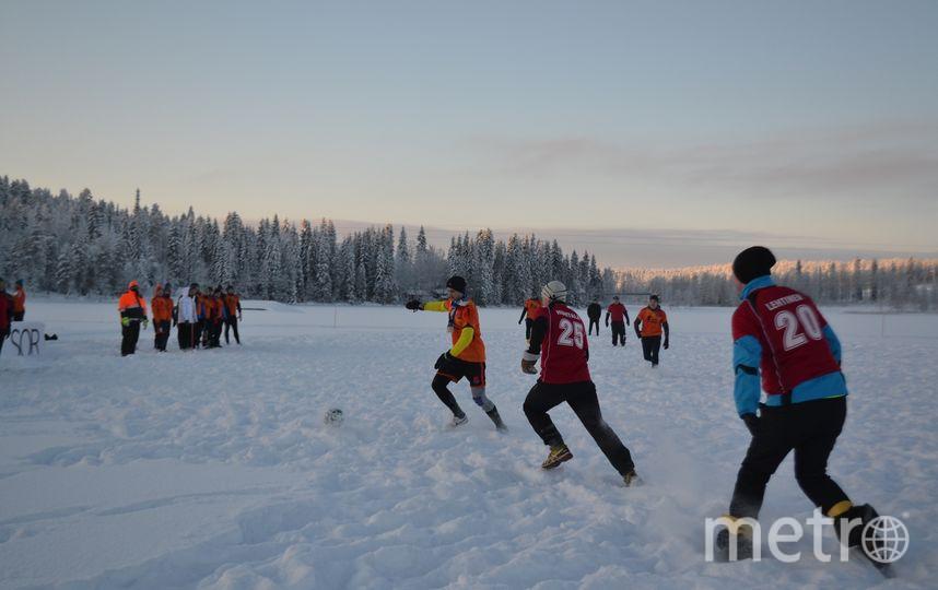 Чемпионат мира проходил в Финляндии. Фото Предоставлено Евгенией Стройковой