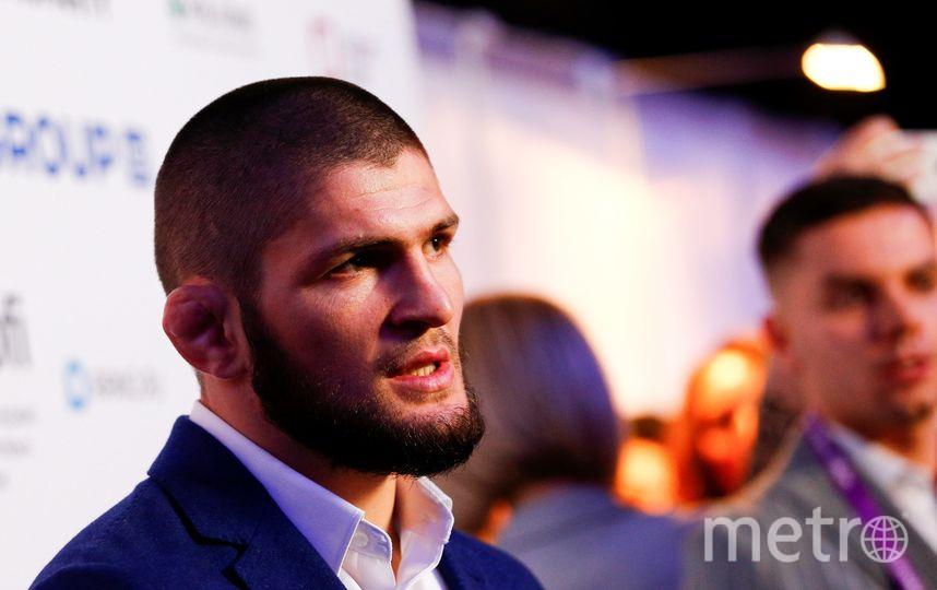 Ранее Кадыров выразил свое уважение российскому чемпиону UFC в легком весе Хабибу Нурмагомедову. Фото Getty