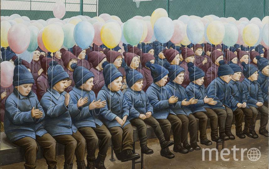 Удивляли дети в одинаковой одежде. Фото предоставлено Марией Сафроновой