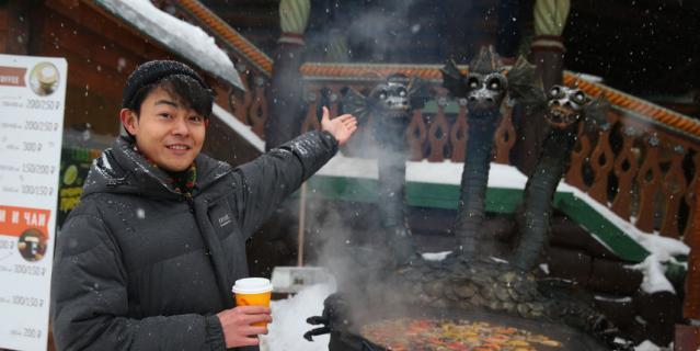 Дун Чан, актёр.