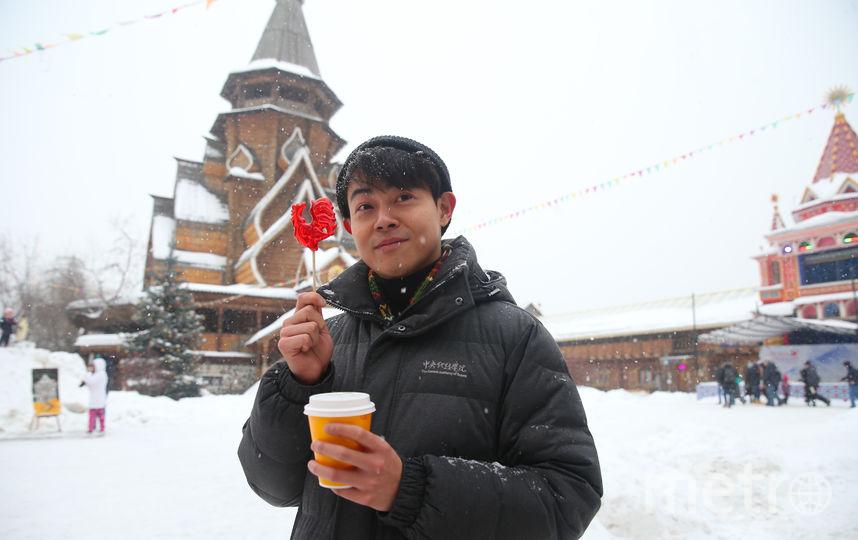 Дун Чан, актёр. Фото Василий Кузьмичёнок