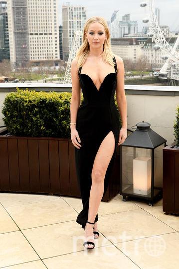 Актриса Дженнифер Лоуренс. Фото Getty