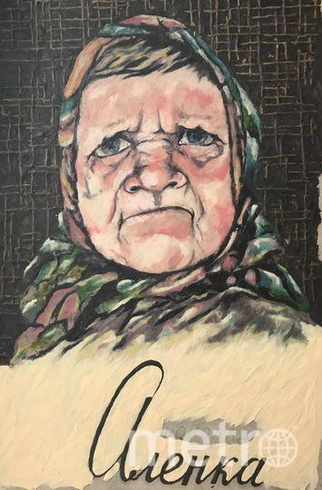 """Алёнка"", пластилиновый вариант. Фото предоставила Катерина Нежурина"