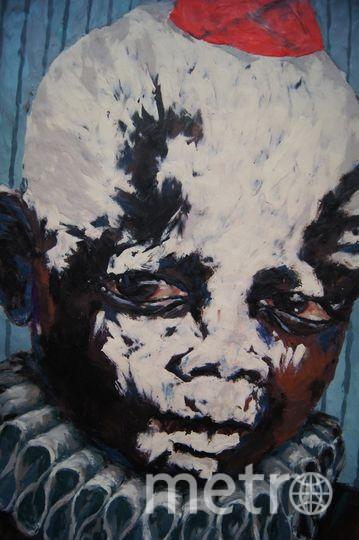 """""""Красный колпачок"""", картина из пластилина, Катерина Нежурина. Фото предоставила Катерина Нежурина"""