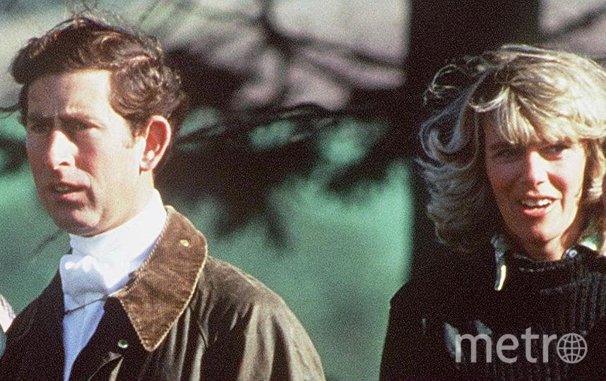 Принц Чарльз и Камилла Паркер-Боулз в молодости. Фото Getty