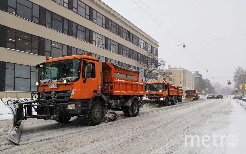 """Архивное фото. Фото gov.spb.ru/gov/otrasl/blago, """"Metro"""""""