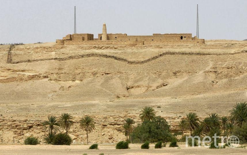 Гадамес, Ливия. Фото Getty