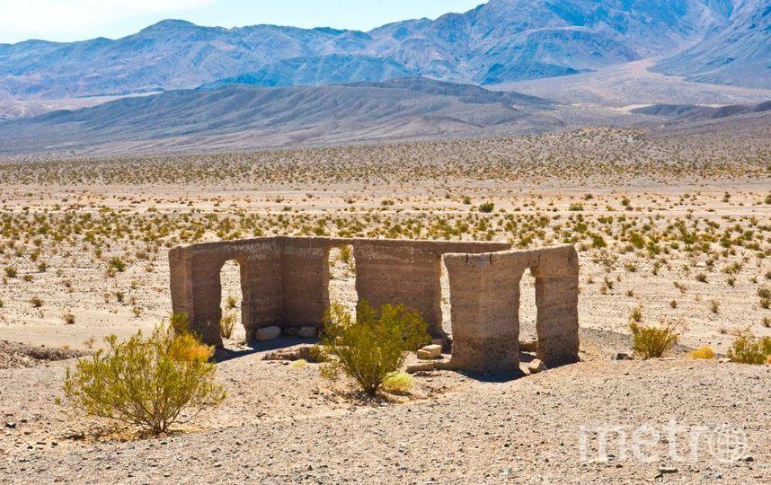 Долина Смерти, Калифорния. Фото Getty