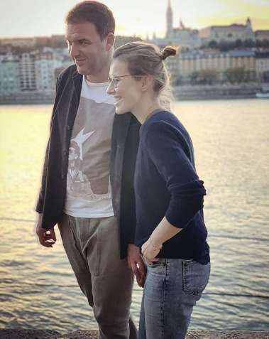 Ксения Собчак и Максим Виторган. Фото www.instagram.com/mvitorgan