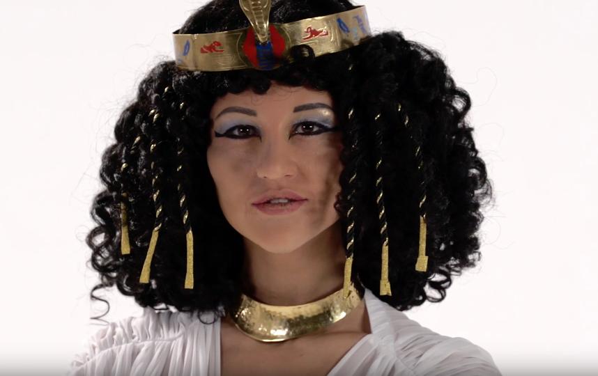 Яна Егорян. Фото скриншот с видео teamrussia.pro