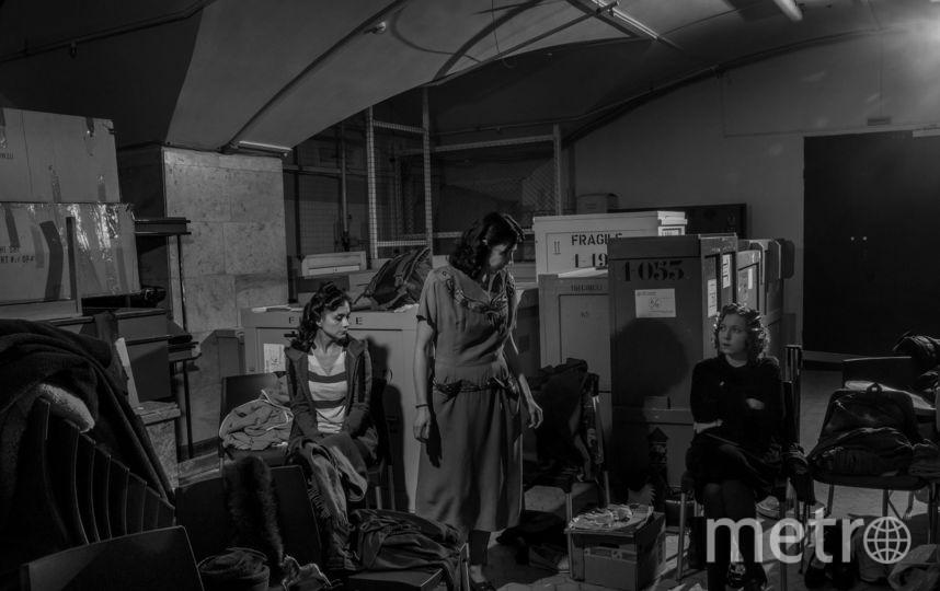 Фотограф Майоли снимал репетиции концертов и спектаклей в концертном зале «Зарядье» и в Электротеатре «Станиславский». Фото Алекс Майоли, Предоставлено организаторами