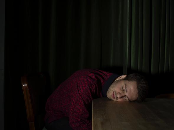 Нюша Таваколян обратила внимание на образ современной московской молодежи и сделала целую серию портретных снимков молодых людей разных профессий в их домашних интерьерах. Фото Нюша Таваколян., Предоставлено организаторами
