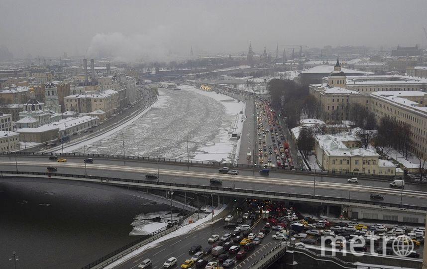 Томас Дворжак не первый раз приезжает в Москву и легко уловил ее ритм и перемены. Фото Томас Дворжак., Предоставлено организаторами