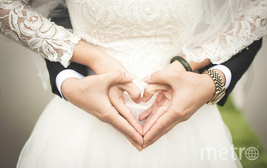 Иногда брак может закончиться очень быстро. Фото https://pixabay.com/