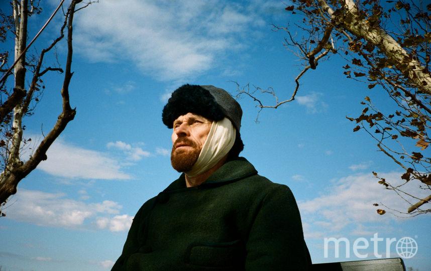 "Кадр из фильма ""Ван Гог. На пороге вечности"". Фото Вольга"
