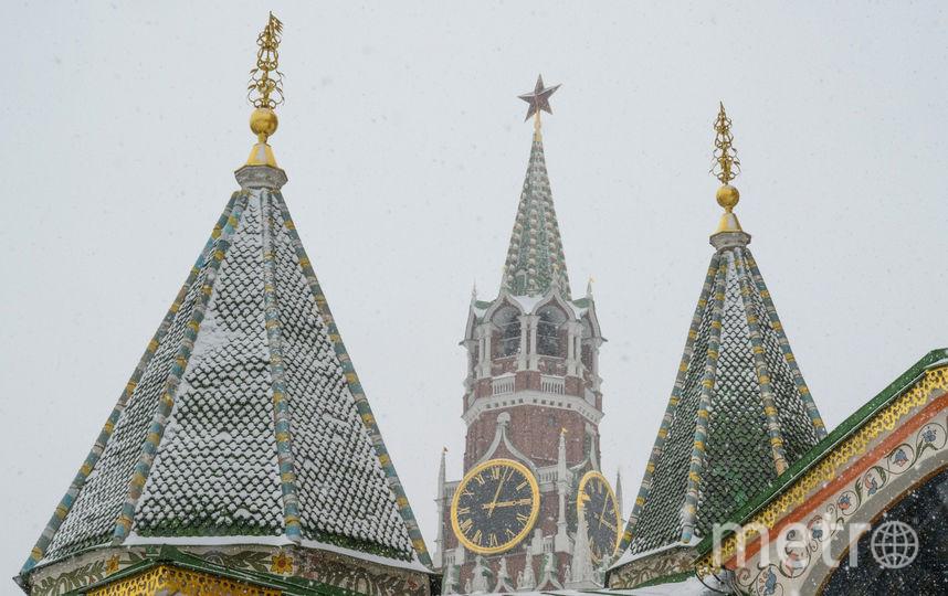 Осадков в Москве не ожидается. Фото AFP