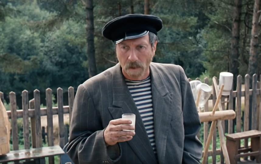 Сергей Юрский. Фото Скриншот Youtube